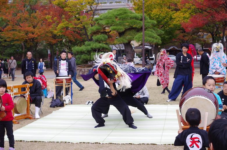 shishimai_dance