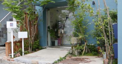 상업 지역에 숨겨있는 숙소 선택 – 건야마치 게스트하우스 쿠쿠