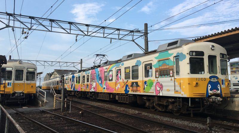 다카마쓰에서 꼭 타야할 전철 – 고토덴