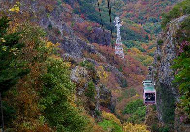 일본 3대 아름다운 계곡 중 하나인 쇼도시마 간카케이