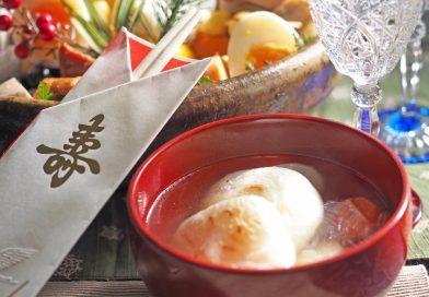 가가와의 전통적인 설 음식