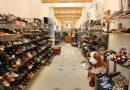 타카마츠 중심가에 있는 명가 신발가게-Plentiful shoes LOLO