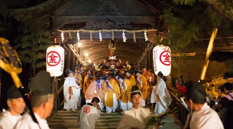 Kotohira-gu - Reitaisai - togyo