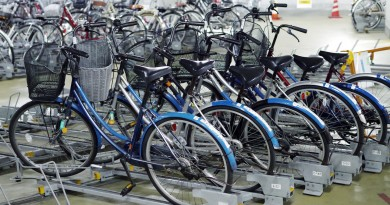 Takamatsu rental bicycles
