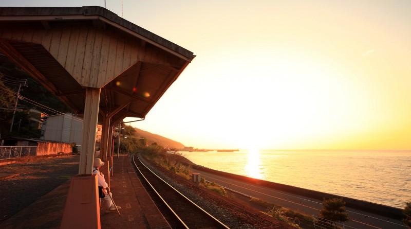 Shimonada Station - JR Shikoku