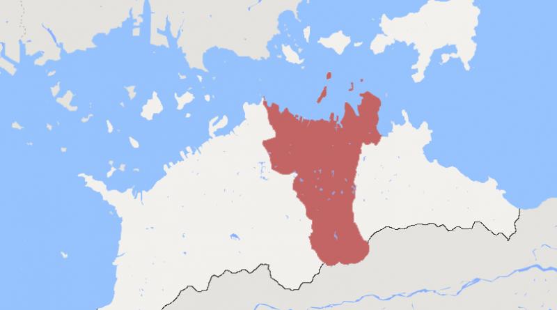 The Takamatsu map – Kagawa Prefecture
