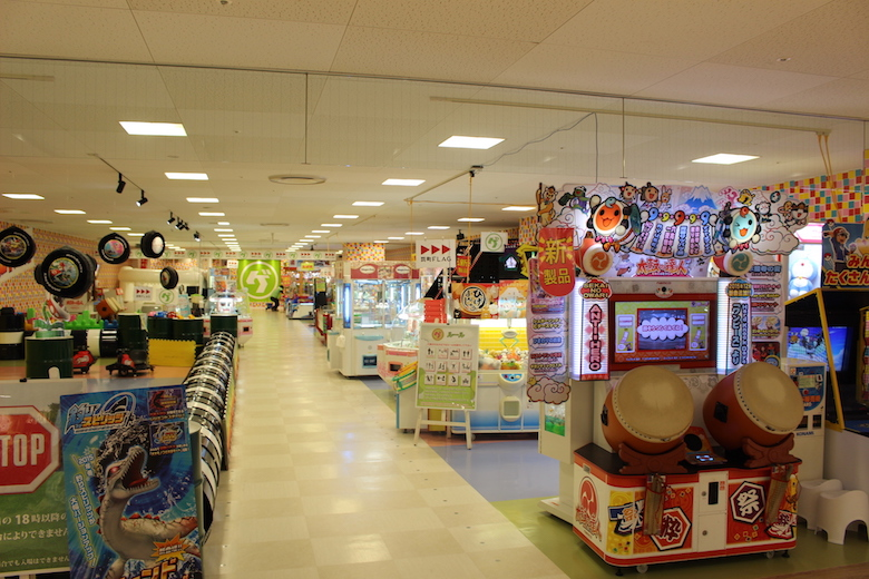 kawaramachi_arcade