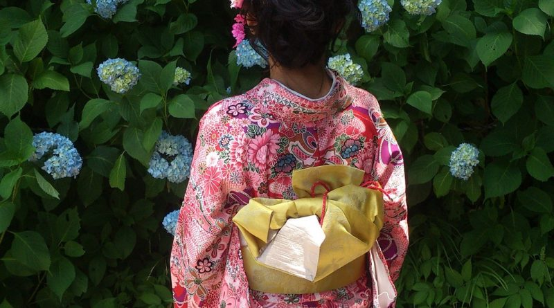 YUKATA! Feel the Summer of Japan