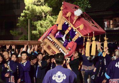 Announcing the autumn in Shido  – The Tawa shrine autumn festival