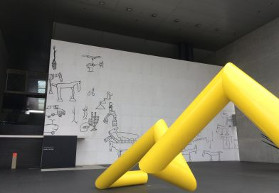 Interaction beyond time and space at the Genichiro-Inokuma Museum of Contemporary Art