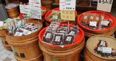 "Pickle shop that keeps up the taste of tradition – "" KOUMONO-DOKORO(pickle shop) OMORIYA"""