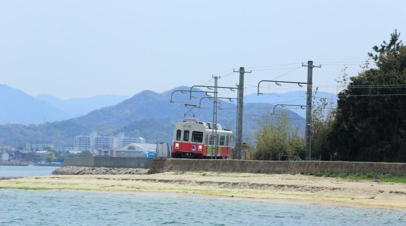 四国铁道 - 琴电铁道