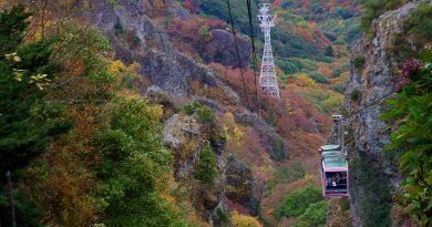 日本三大绝美溪谷之一–小豆岛寒霞溪