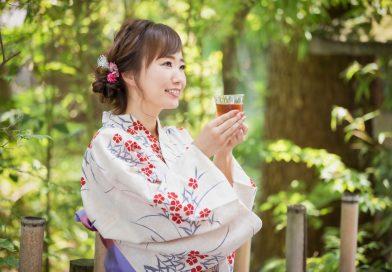 不含咖啡因的香川健康茶