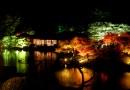 栗林公園 – 秋季燈展