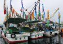 沙丁魚乾的島嶼-伊吹島之海港祭 ( 明神祭 )