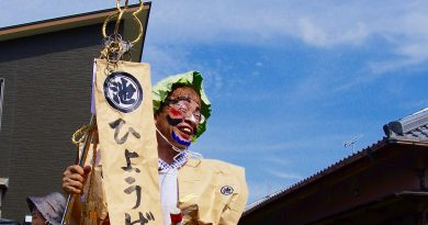 滑稽祭 香川獨有的天下奇祭