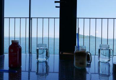 坐擁瀨戶內海景色的NORTHSHORE