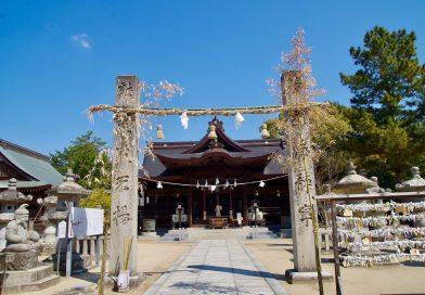 充滿神話傳奇的白鳥神社