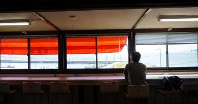 以海景佐在地海鮮定食 男木島的小飯館Madoka