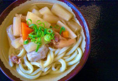 從鄉土美食卓袱烏龍麵看香川的烏龍麵歷史